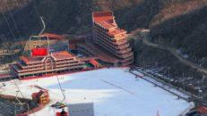 De 7 märkligaste skidorterna världen