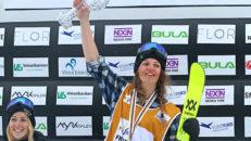Emma Dahlström avslutar sin tävlingskarriär
