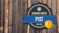 Detta är Sverige bästa pist 2019