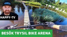 På besök i Trysil Bike Arena