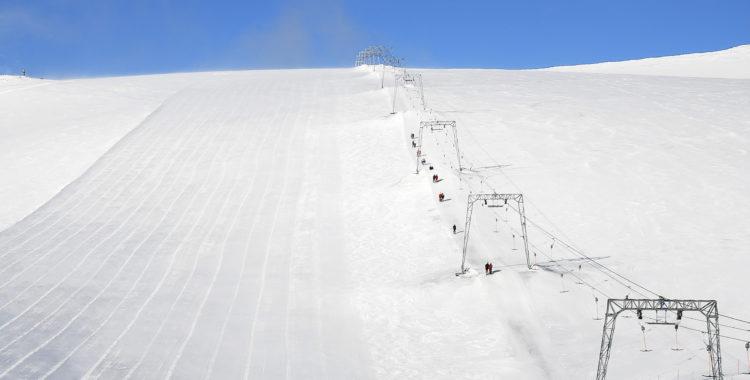 Snörapport: sista dagarna med skidåkning i Norge