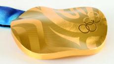 Olympisk freestyle-medalj såld för 655 000 kronor