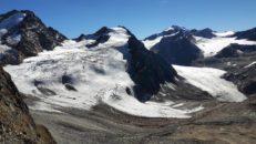 Glaciär i fara när ny skidort byggs i Österrike