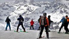 Värsta trängselveckorna i Alperna 2019/2020