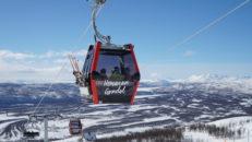 De 10 största fallhöjderna i Sveriges skidorter