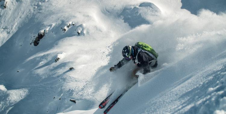 Andermatt-Sedrun: största skidområdet i centrala Schweiz
