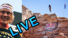 Red Bull Rampage live