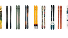 Årets bästa skidor 2020 enligt POWDER