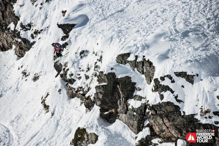 Evelinas bronsåk i Andorra.