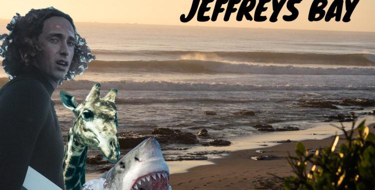 J-Bay i Sydafrika bjuder spännande surf i världsklass (utan trängsel!).