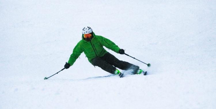 Ski Test Weekend Åre.