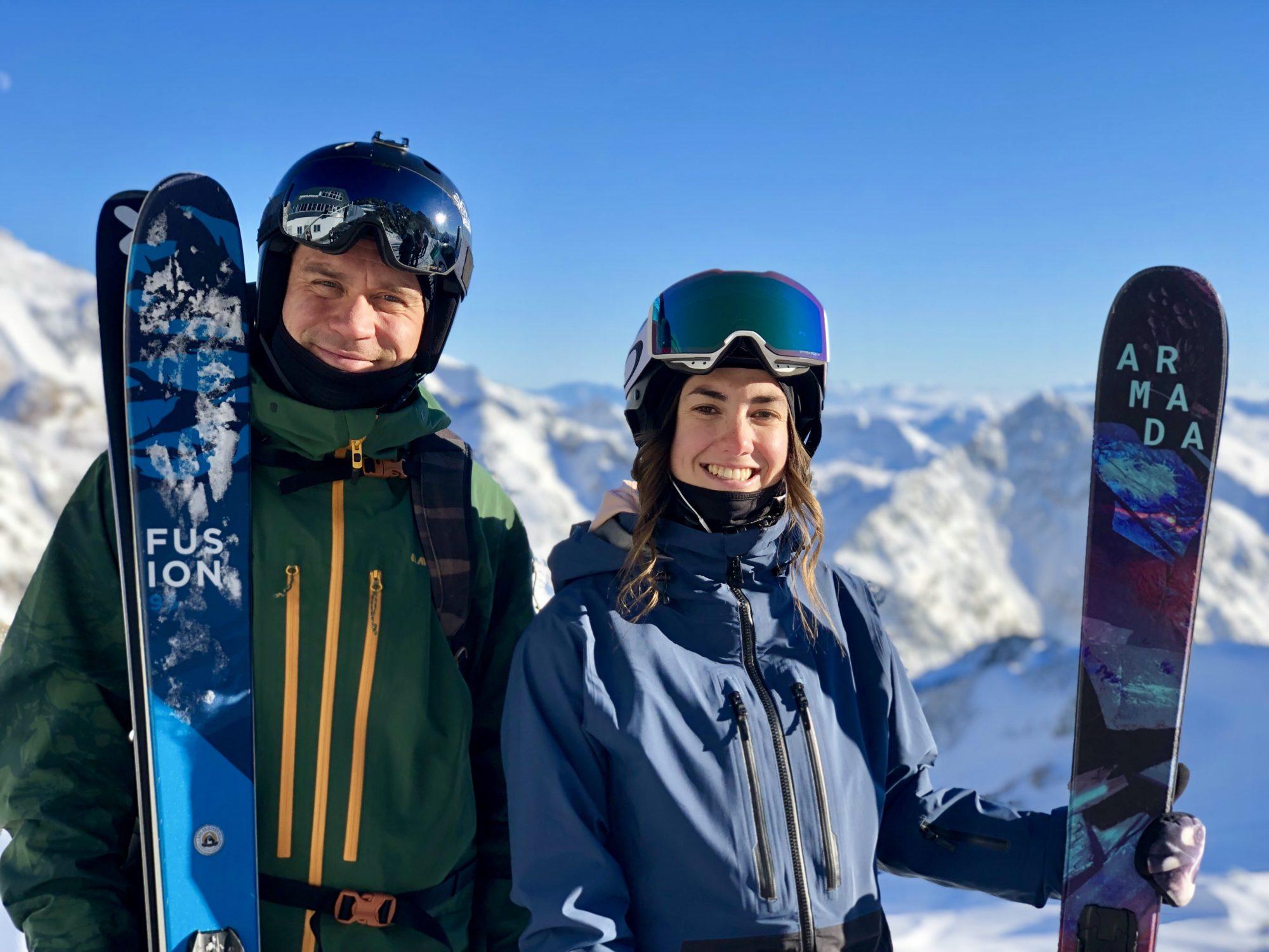 56 julklappar till skidåkare från topp till tå Freeride