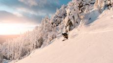 Helgresa till Kvitfjells vintervackra skidområde