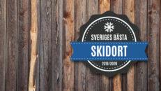 Vilken är Sveriges bästa skidort 2019/2020?