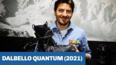 Innovativ touring-pjäxa utan spännen från Dalbello! Quantum (2021)