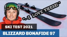 Nya, omgjorda Blizzard Bonafide 97 :
