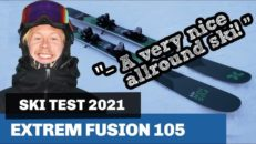 Teståkt: Extrem Fusion 105