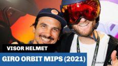 Kommer visirhjälmen att erövra Sverige också? Giro Orbit Mips (2021)