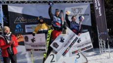 Jesper Tjäders pjäxor blev stulna, kom ändå tvåa i slopestyle-premiären