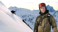 Freeride testar: St Anton am Arlberg i Österrike