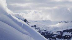 Skidåkarnas årliga migration till Alperna