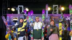 Henrik Harlaut tar sin 12:e medalj på X Games