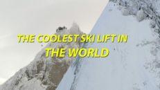 Nervkittlande glaciäråkning med Jacob Wester