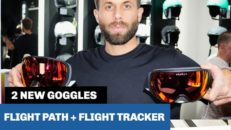 Anpassade race- och freeridegoggles: Oakley Flight Path + Flight Tracker