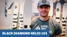 Black Diamond Helio (2021): En bredare lättviktare
