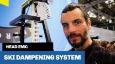 Head EMC: Elektronisk vibrationsdämpare