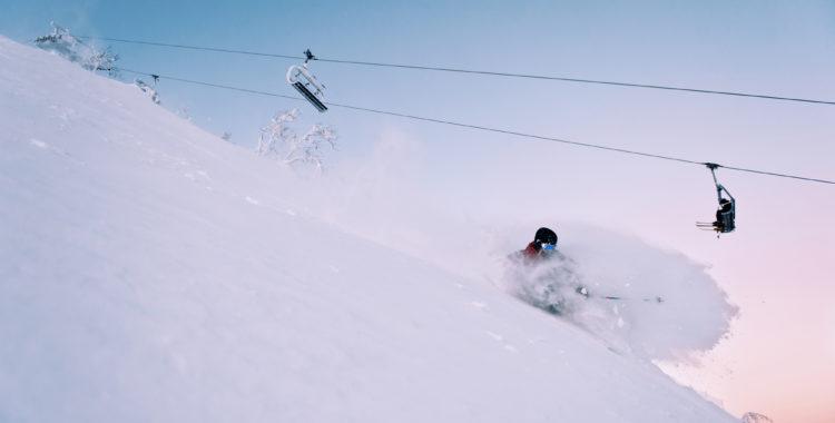Dundret i Gällivare är Sveriges bästa skidort enligt er som har röstat.