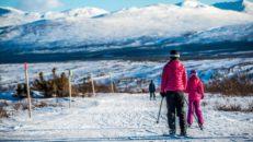 Köp en egen svensk skidort, bli bundis med Kungen