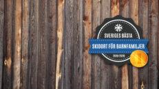 Kläppen är Sveriges bästa skidort för barnfamiljer 2020