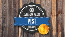 Lostupet är Sveriges bästa pist 2019/2020