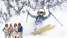 Din nya spellista: 20 örongodisar för skidåkare