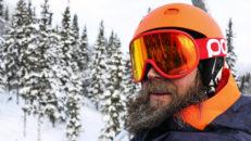 Sten, 56, släppte allt hemma och drog till alperna