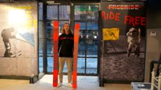Rossignol Ride Free & Black Ops enligt Jacob Wester