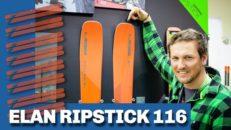 Elan Ripstick 116: byggd för stora och djupa dagar