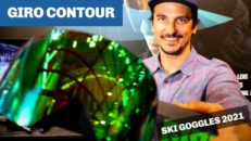 Giro Contour: ny slimmad goggle med extra stort synfält