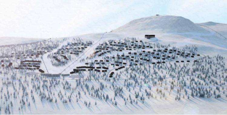 Gigantisk framtidssatsning i Lofsdalen med 10 nya backar och 4 nya liftar.