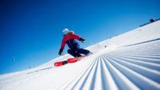 Coronasmittade bröt hemkarantän och drog till skidanläggning