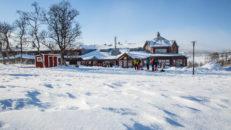 Storulvån, Kebnekaise och STF:s sex andra fjällstationer är öppna