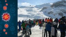 Skidåkare smittade av corona efter skidsemester i Ischgl, Österrike