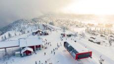 De flesta stora svenska skidorter stänger ned pga corona