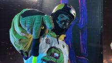 Jesper Tjäder bjöd på sprakande shower på X Games i Hafjell