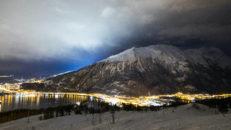 Corona i Skidnorge: När lyktorna släcks i Narvik
