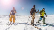 Bildreportage från Funäsfjällen: Så här bra är åkningen i Sverige just nu