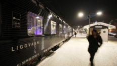 SJ fortsätter köra nattågstrafik från Göteborg till Åre, men förlorar norra Sverige