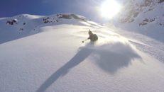 """Den lilla offpistpärlan i franska Alperna """"Sainte Foy är mitt hemmaberg"""""""