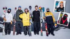 Dessa åkare kör i Freeskilandslaget nästa vinter